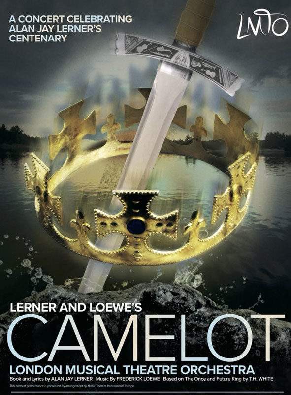 Camelot at the London Palladium